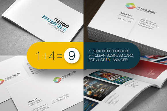 65%OFF Corporative Bundle