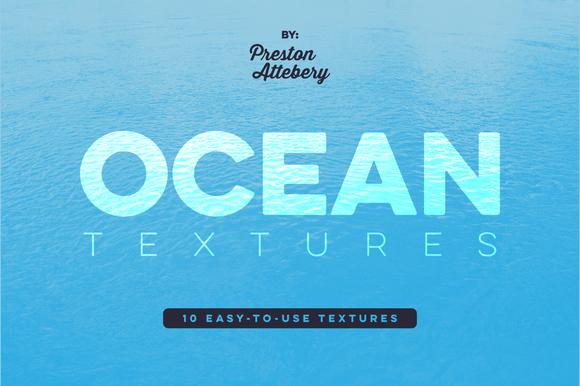 Ocean Texture Pack
