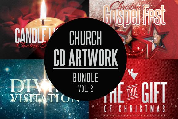 Church CD Artwork Bundle-Vol 2