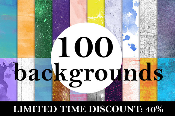 BACKGROUND PACK 40%OFF