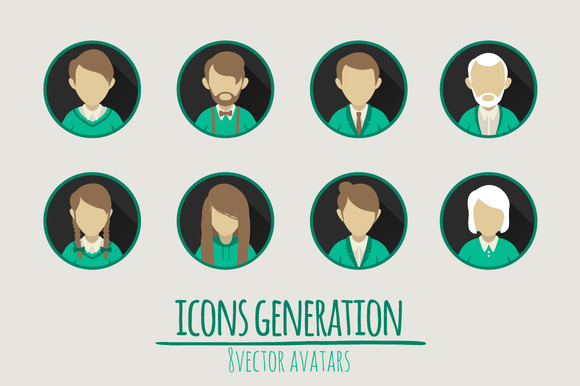 Icons Generation