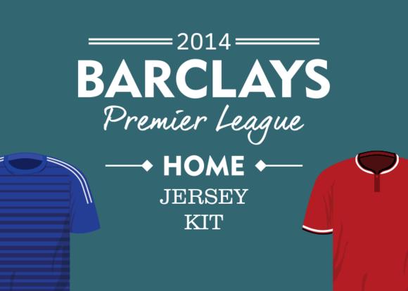BPL Home Jersey Kit 2014