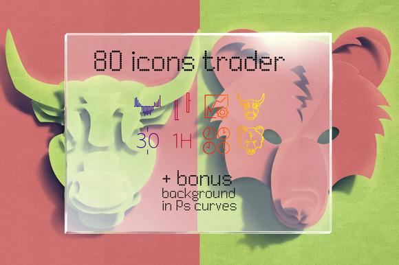 Icon For Trade