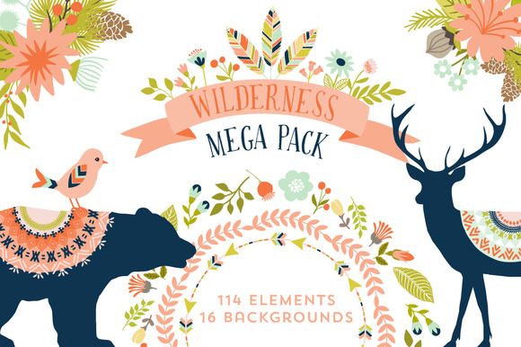 Wilderness Mega Pack