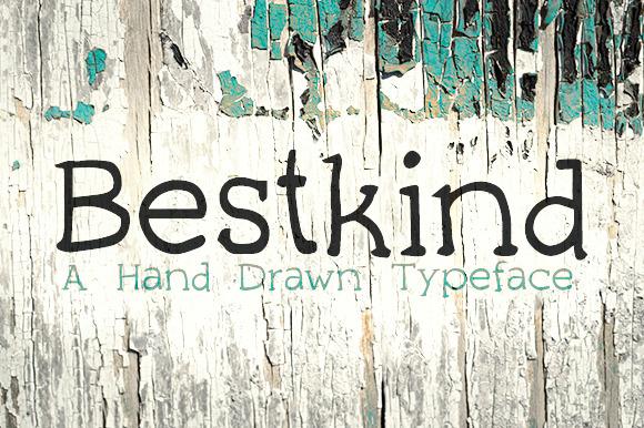 Bestkind Typeface
