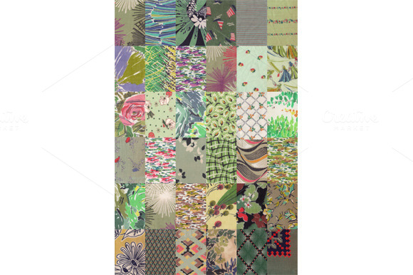 Collection Of Quilt Backgrounds Gr