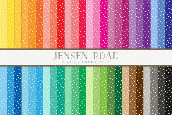 Confetti Rainbow Value Pack