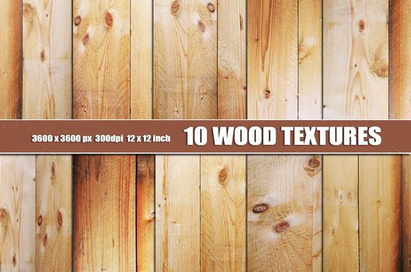 Light Wood Texture Backgrounds