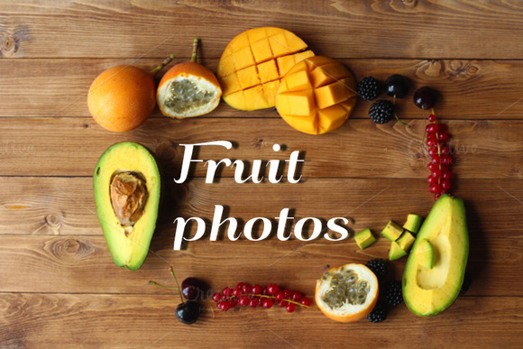16 Fruit Photos