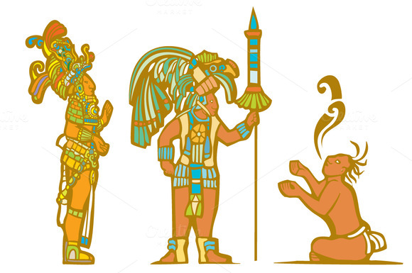 Mayan Lords Captive