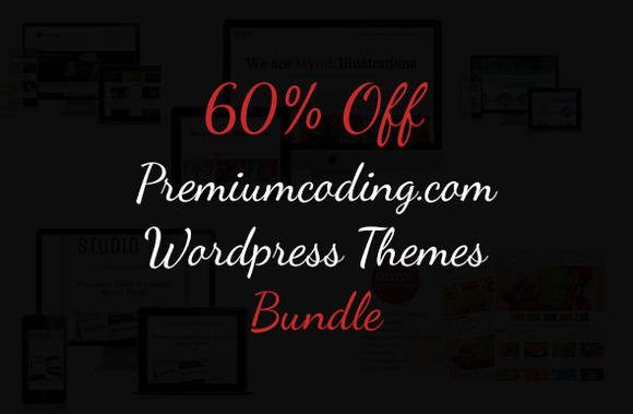 PMC Wordpress Themes Bundle