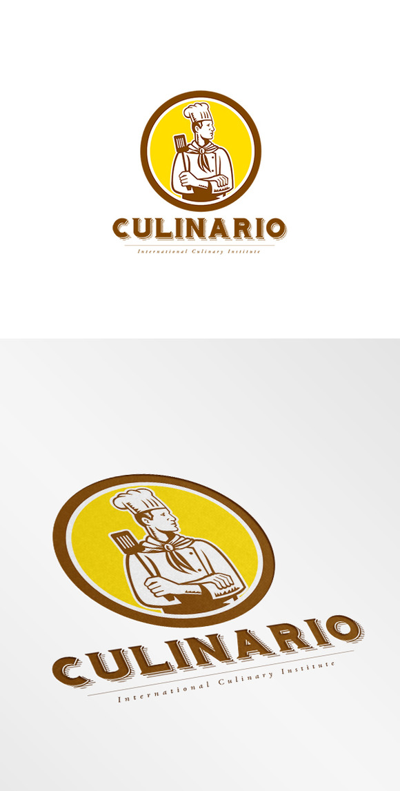 Culinario International Logo