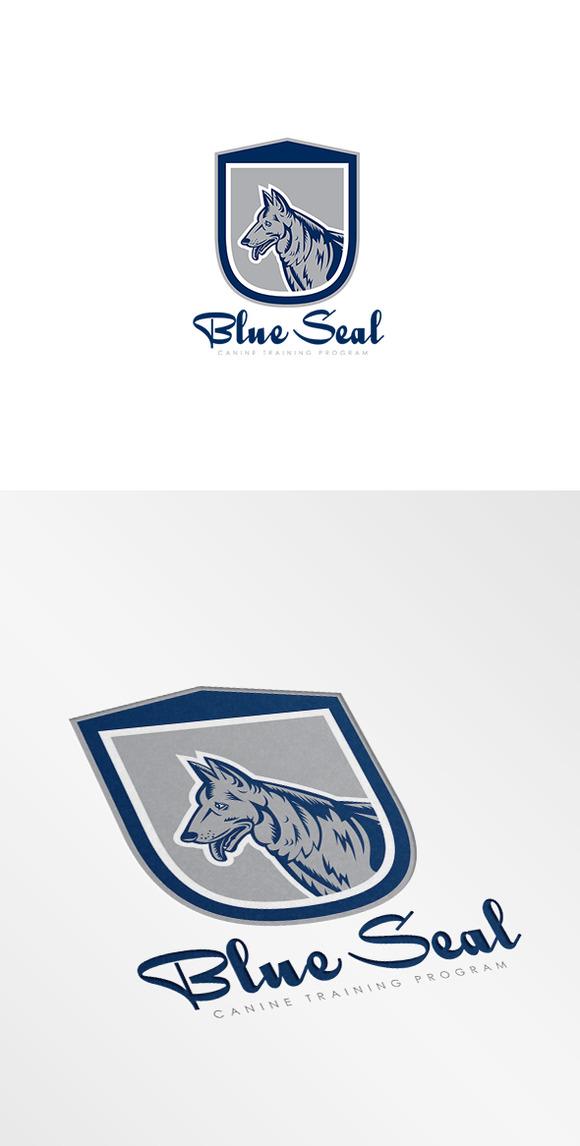 Blue Seal Canine Training Program Lo