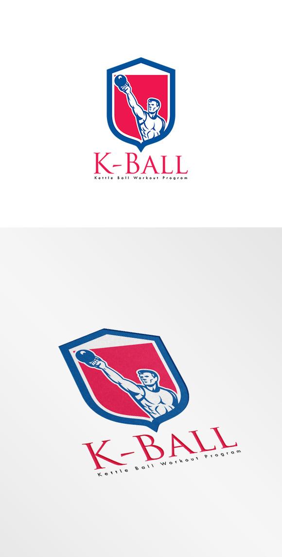 K-Ball Kettle Bell Workout Program L