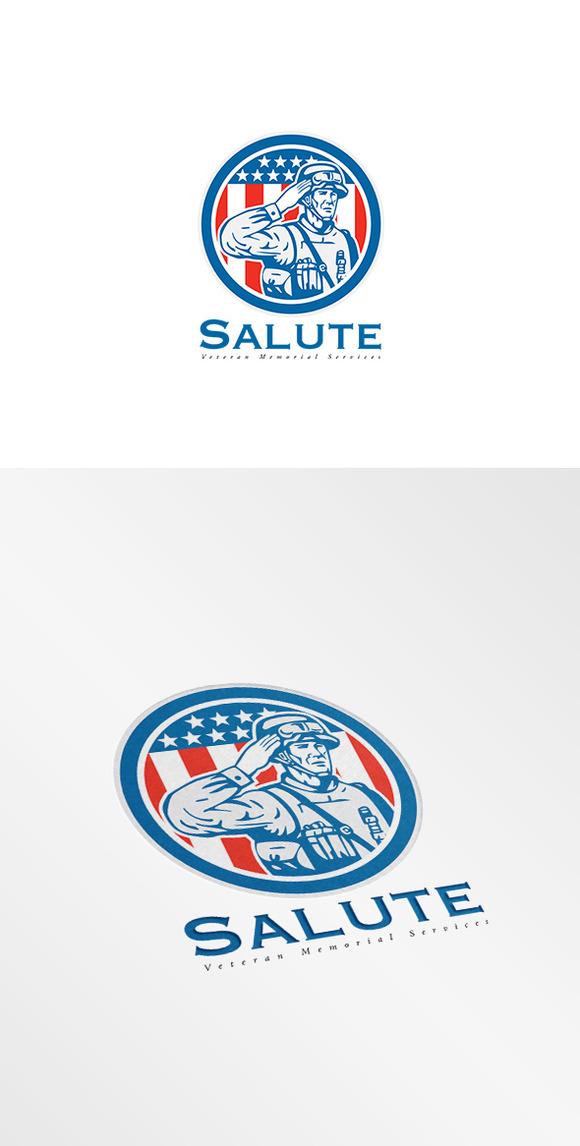 Salute Veteran Memorial Services Log