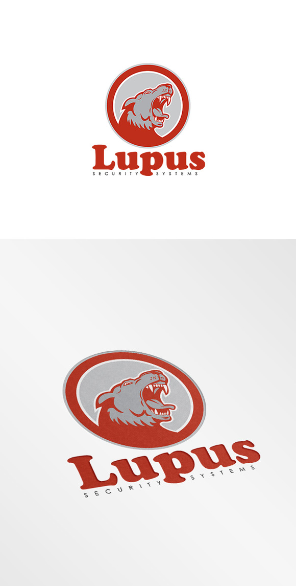 Lupus Security System Logo