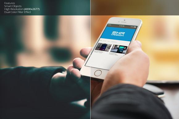 IPhone Mockup 3