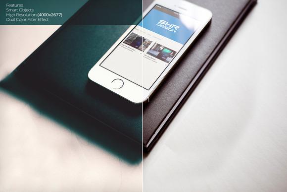IPhone Mockup 4