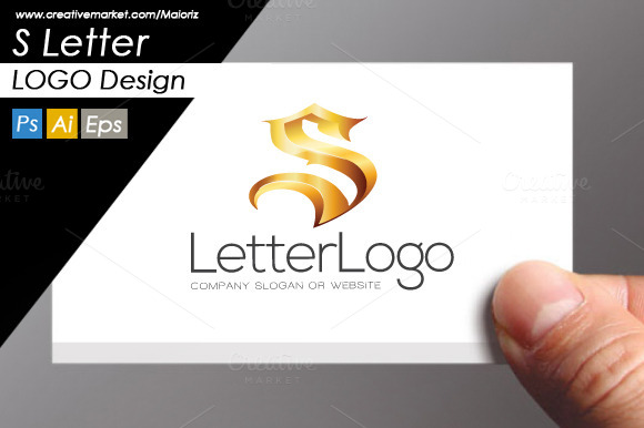 S Letter Logotype