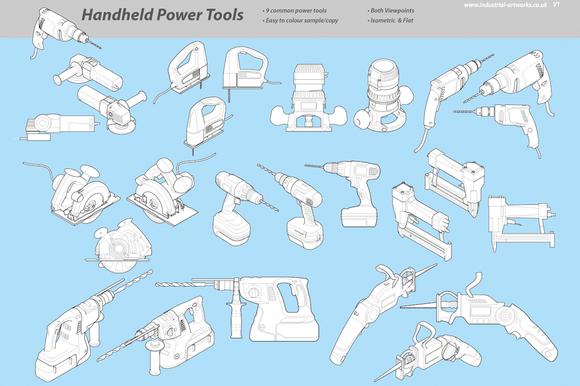 Handheld Power Tools