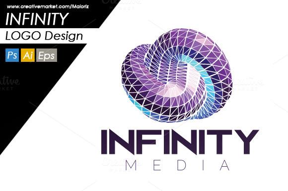 Infinity Media Logo Template