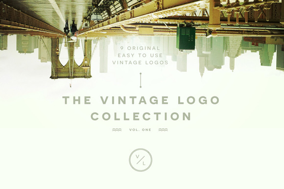 The Vintage Logo Collection Vol One