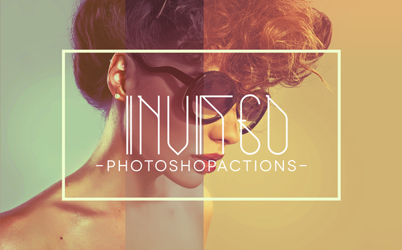 Invited Photoshop Actions Photo FXS
