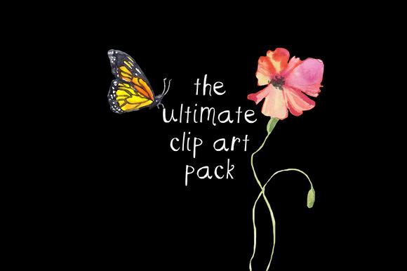 Ultimate Clip Art Pack
