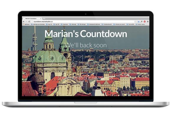 Marian S Countdown