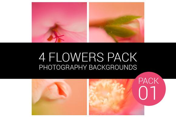 Flower Pack 01