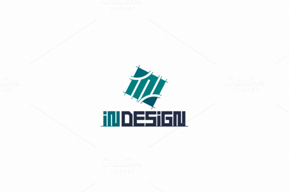 InDesign Logo Template