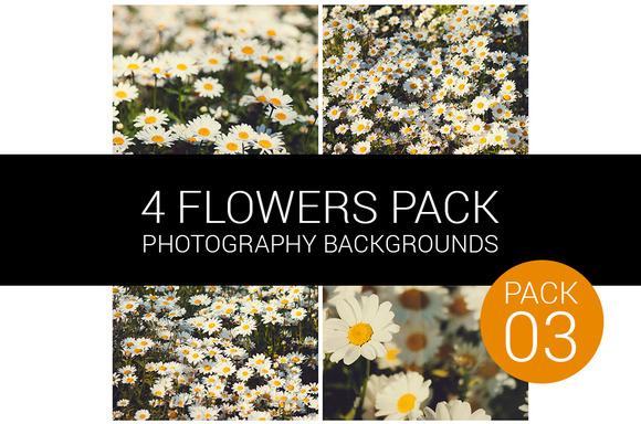 Flower Pack 03