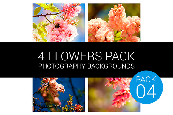 Flower Pack 04