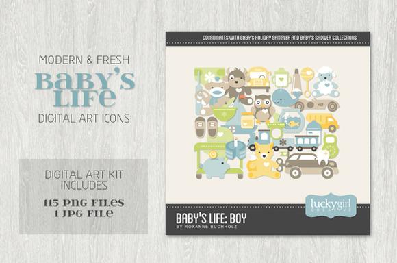Baby S Life Boy