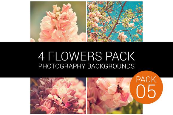 Flower Pack 05