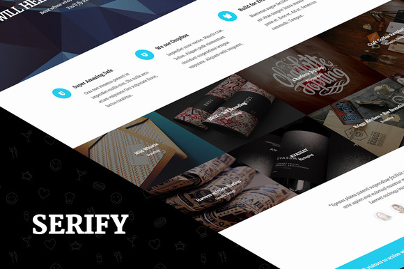 Serify Multi-Purpose Theme