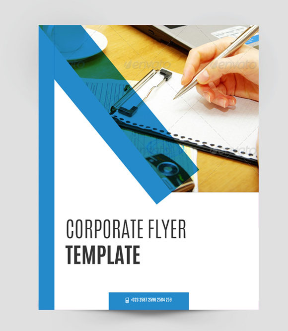 Corporate Flyter Template