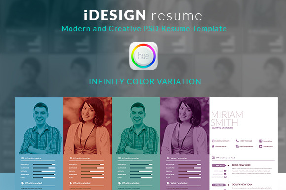 IDesign Resume
