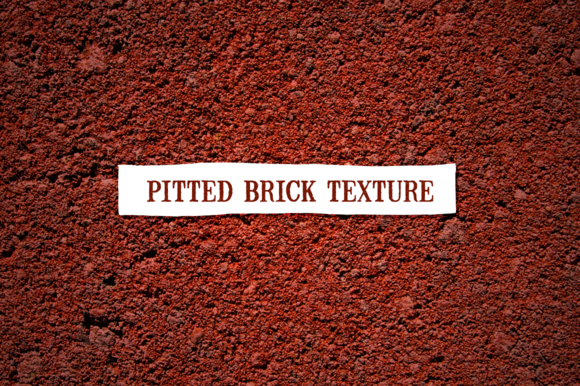 Pitted Brick