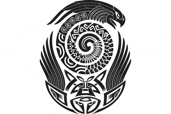 Maori Tattoo Patterns