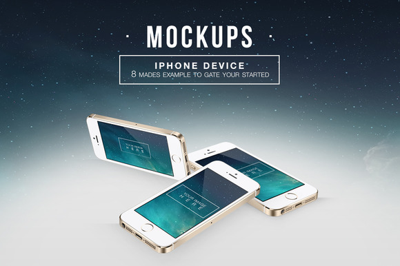 IPhone Device Mockups
