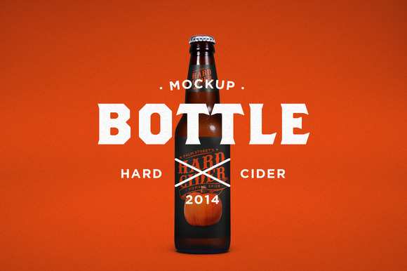 Hard Cider Mock-Up