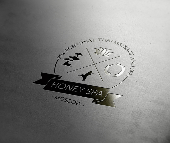 Thai Spa Logo