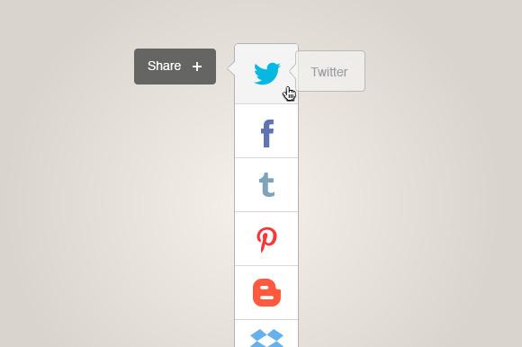 Social Sharing UI