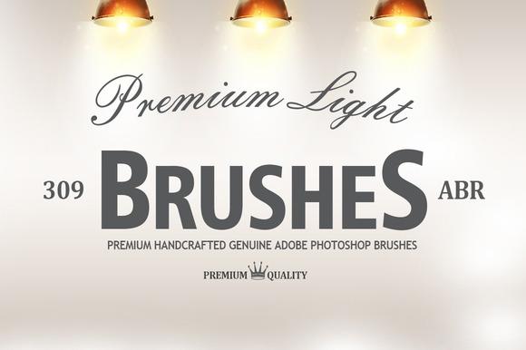 309 Photoshop Light Effect Brushes