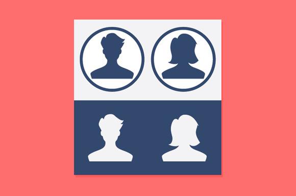Profile Picture Male Female