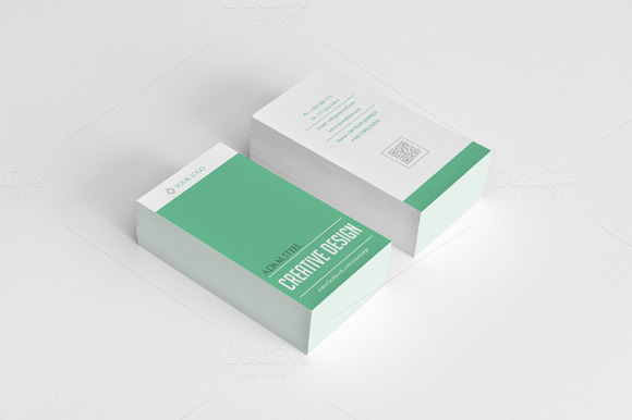 Simple Studio Business Card