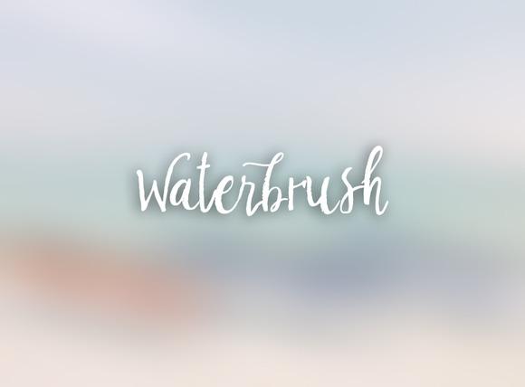 Waterbrush