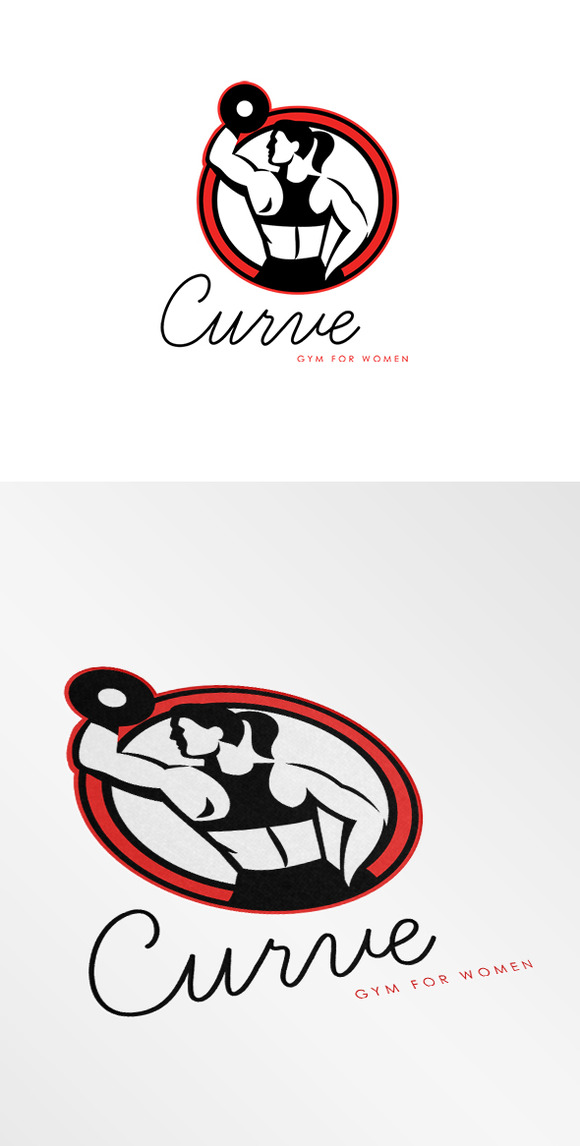 Curve Gym For Women Logo