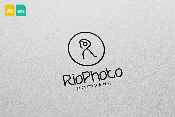 RioPhoto Logo